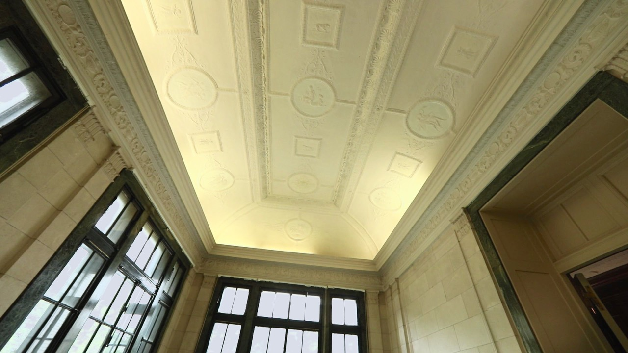 Italianate plasterwork